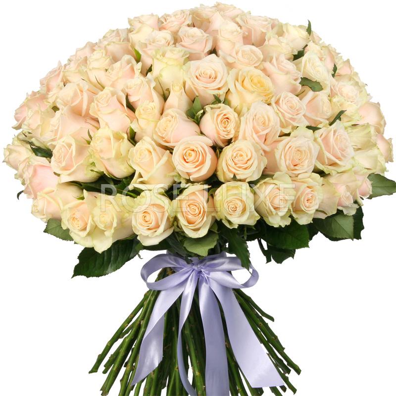 Заказать букет из чайных роз